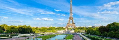 Paris is one of the most romantic wedding locations.