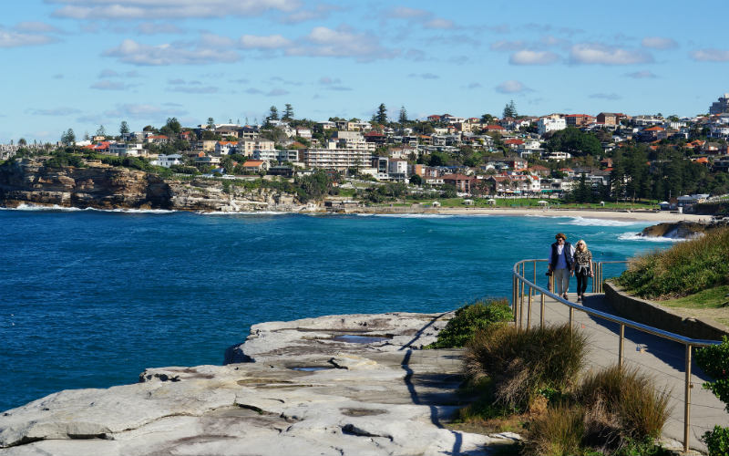 Bondi to Cooge Coastal Walk, Sydney