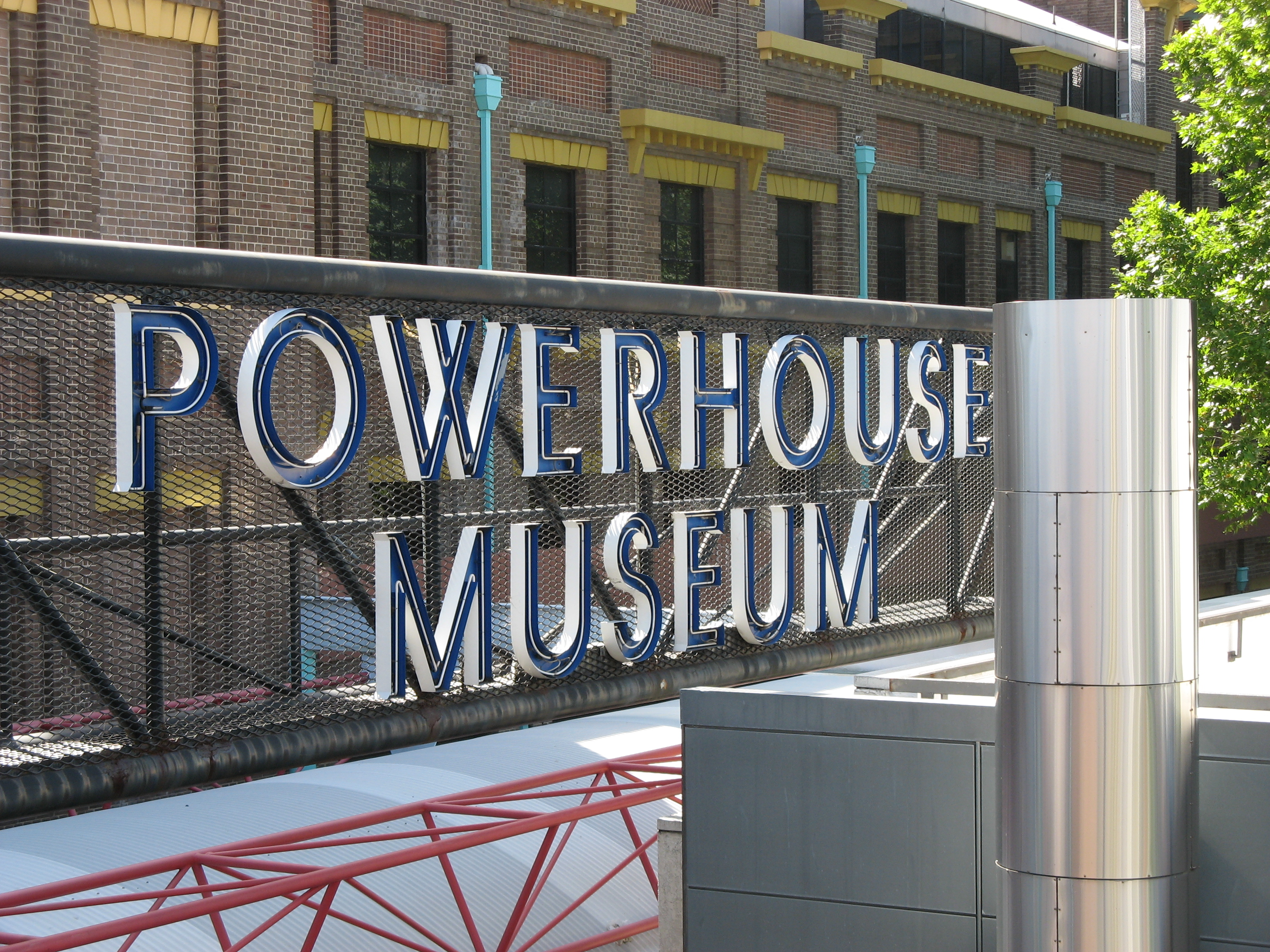 The Powerhouse Museum, Sydney