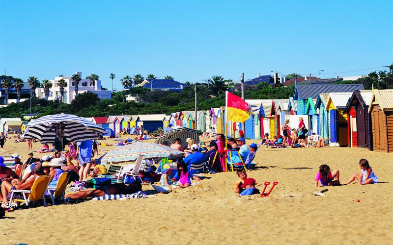 Brighton Beach, Melbourne