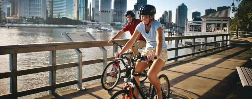 brisbane cycling