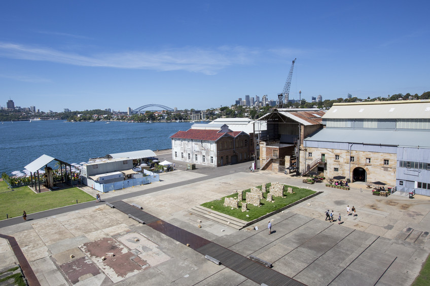 Cockatoo Island, Sydney