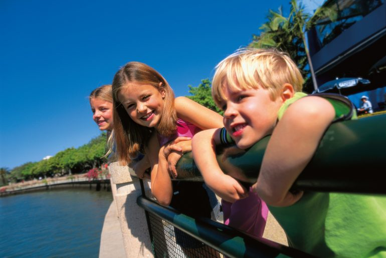 Things to do in Brisbane with kids