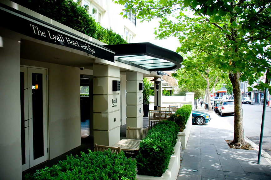 Lyall Hotel and Spa, Melbourne