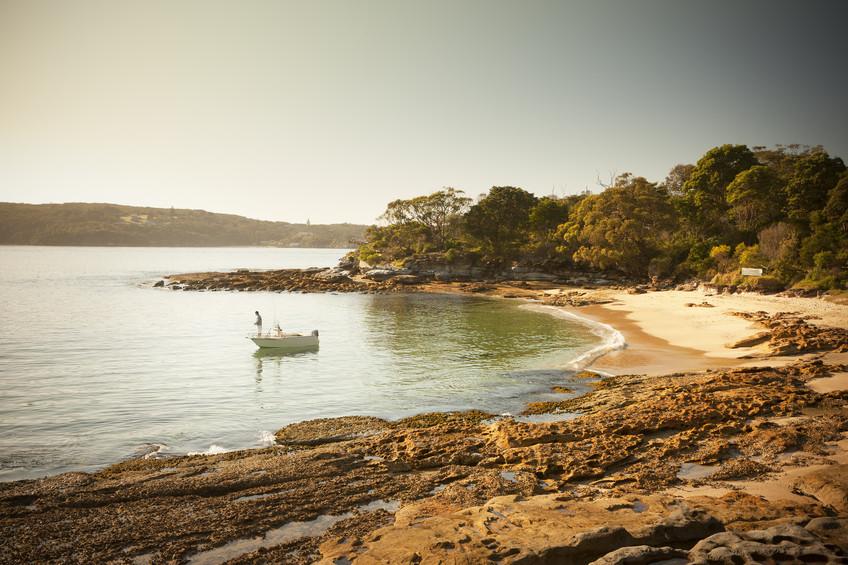 Reef beach, Sydney