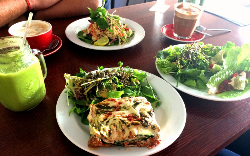 Sadhana Kitchen in Enmore, Sydney