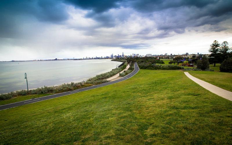 Elwood Beach, Australia
