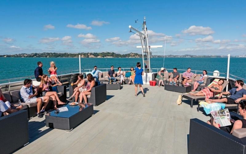 hauraki blue cruises auckland