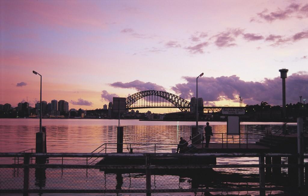 Balmain in Sydney