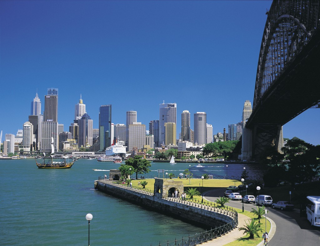 Bradfield Park, Sydney