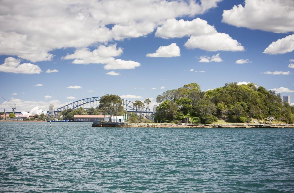 Clark Island, Sydney Harbour