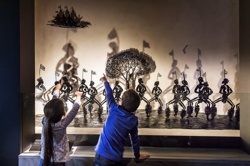 Bunjilaka Exhibition, Melbourne Museum