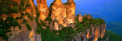 The Three Sisters, New South Wales
