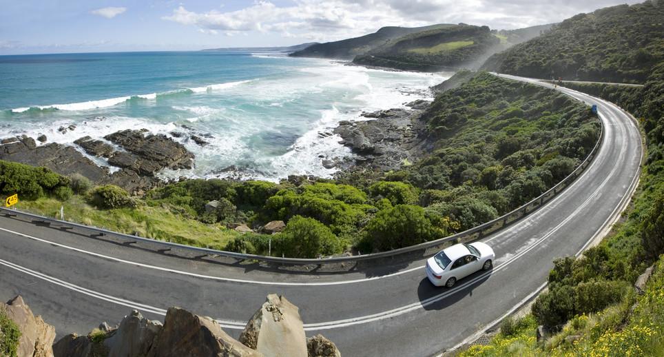 lorne great ocean road, victoria, australia