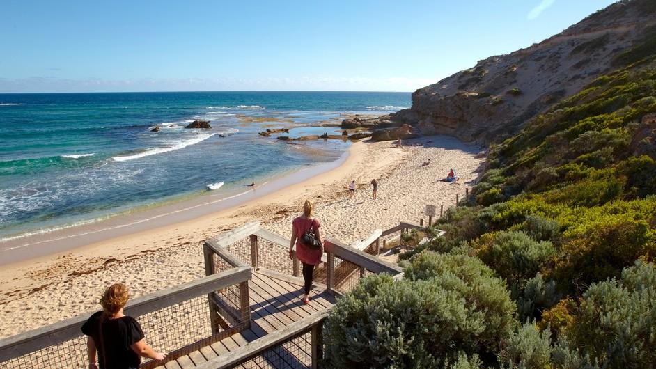 Sorrento Beach in Mornington Peninsula in Victoria