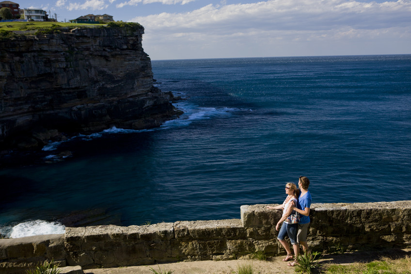 Federation Cliff Walk. Source: James Pipino, Destination NSW.