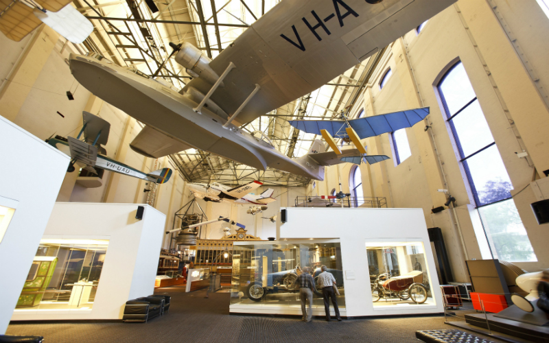 The Powerhouse Museum
