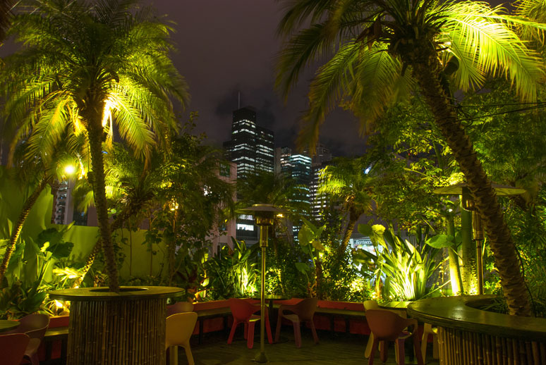 Palmz Rooftop Bar, Melbourne