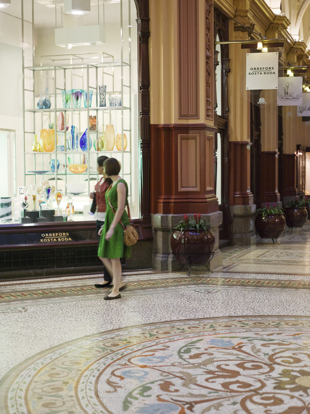 The Block Arcade: Tourism Victoria