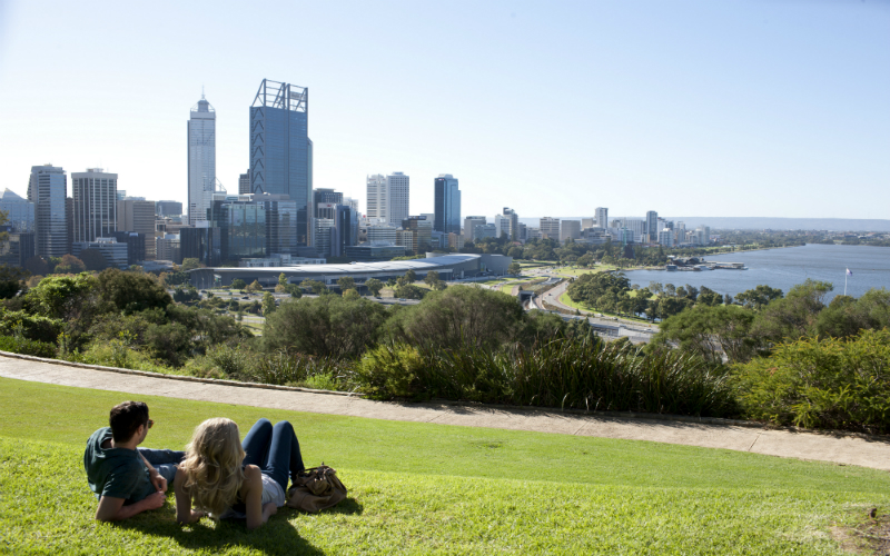 Kings Park and Botanical Garden, Perth, Western Australia
