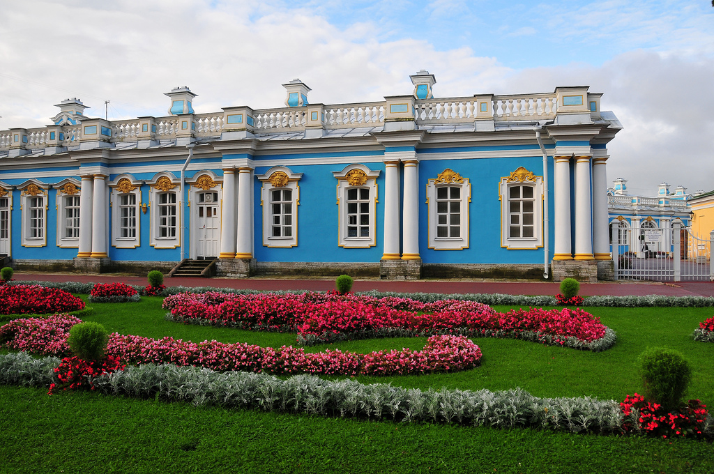 catherine palace st petersburg