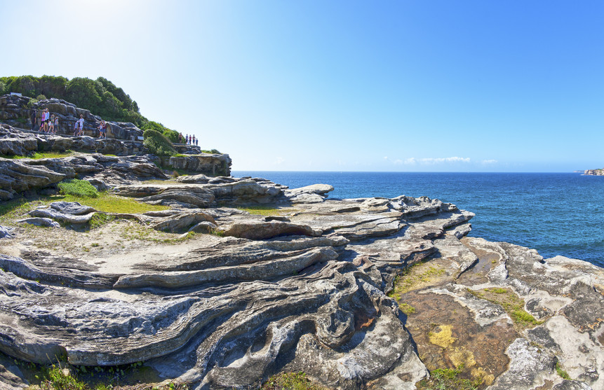 Coogee Bondi Coastal Walk
