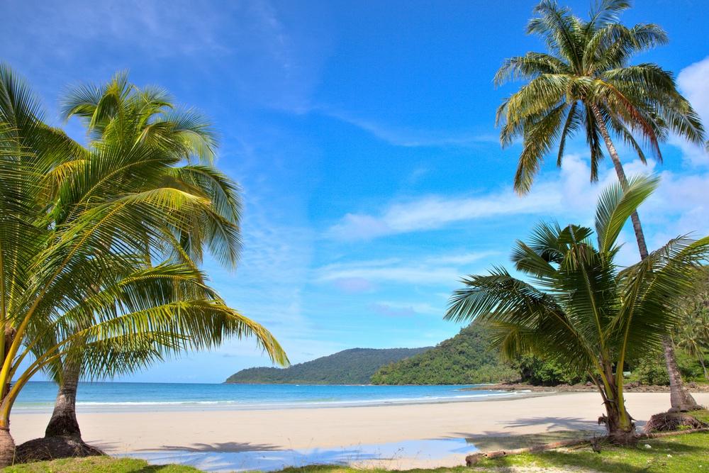 fijian island destination