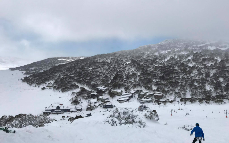 Charlotte Pass Snow Resort, New South Wales