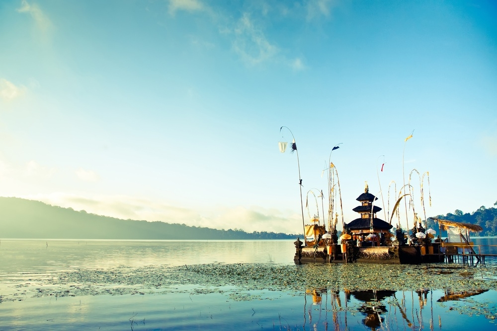 Bali Pura Ulun Bratan Water Temple, north bali