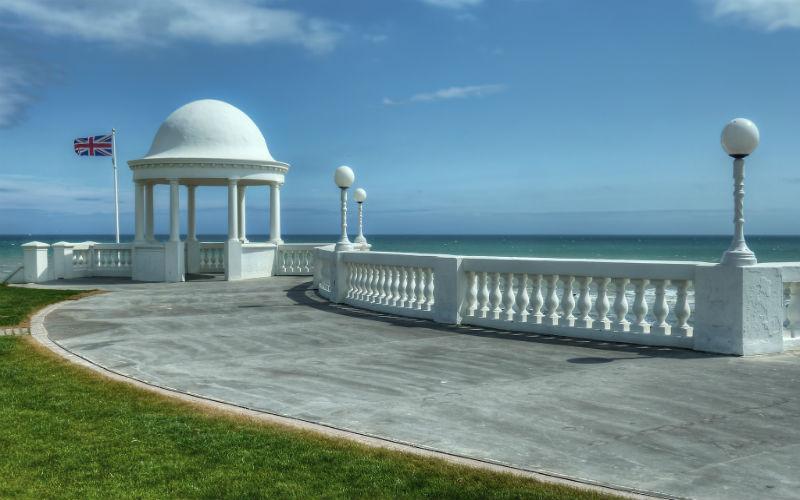 seaside rotunda, bexhill-on-sea, east sussex, england