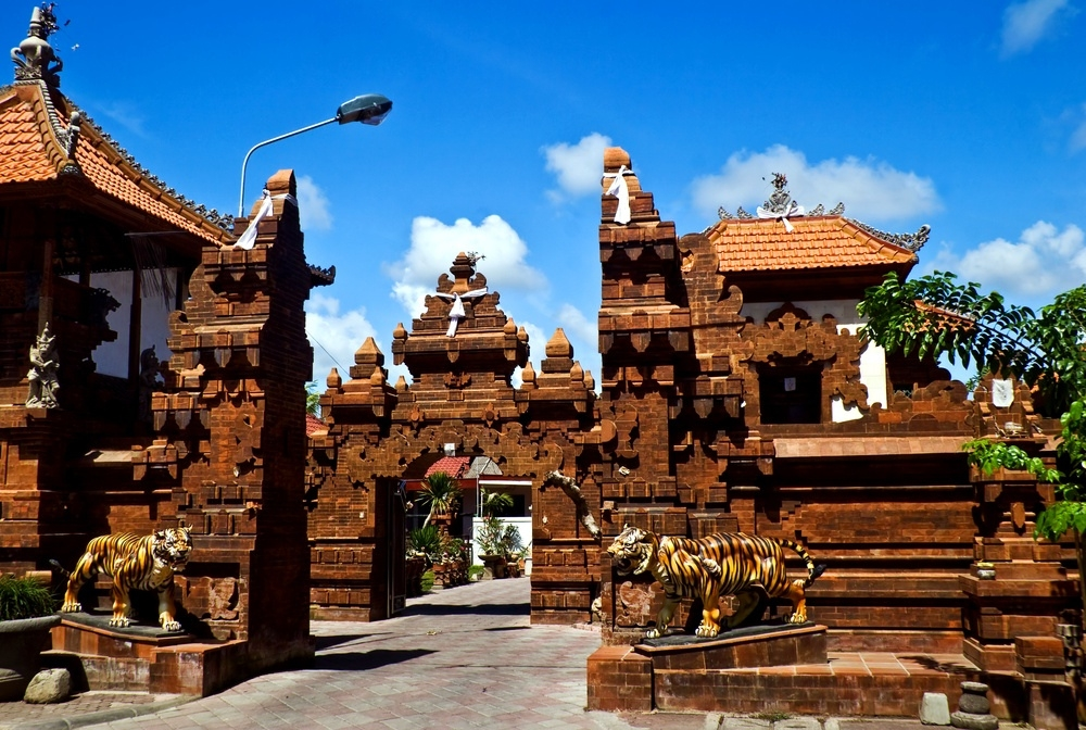 Pura Taman Ayun Temple in Mengwi South Bali
