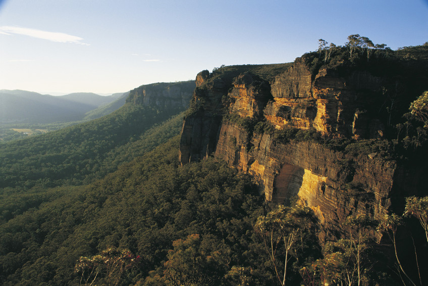 Evans Lookout, Blue Mountains National Park
