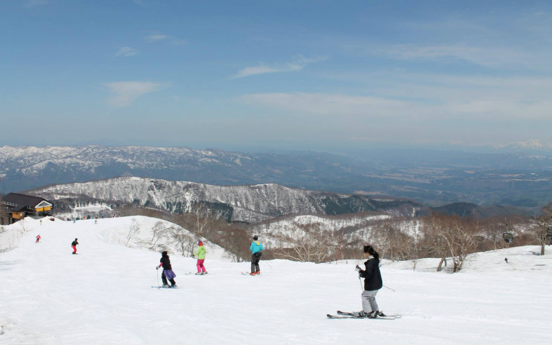 Nozawaonsen Snow Resort, Japan