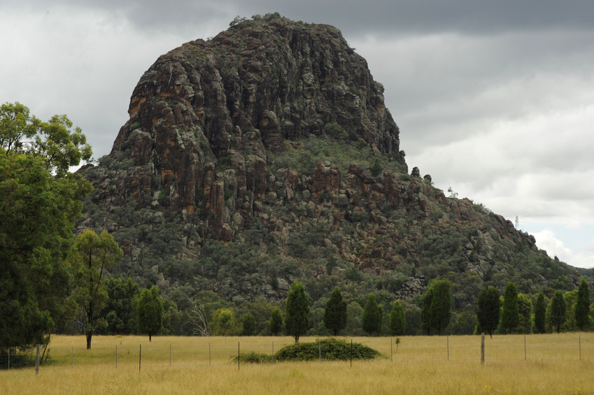 Warrumbungles National Park in Central NSW
