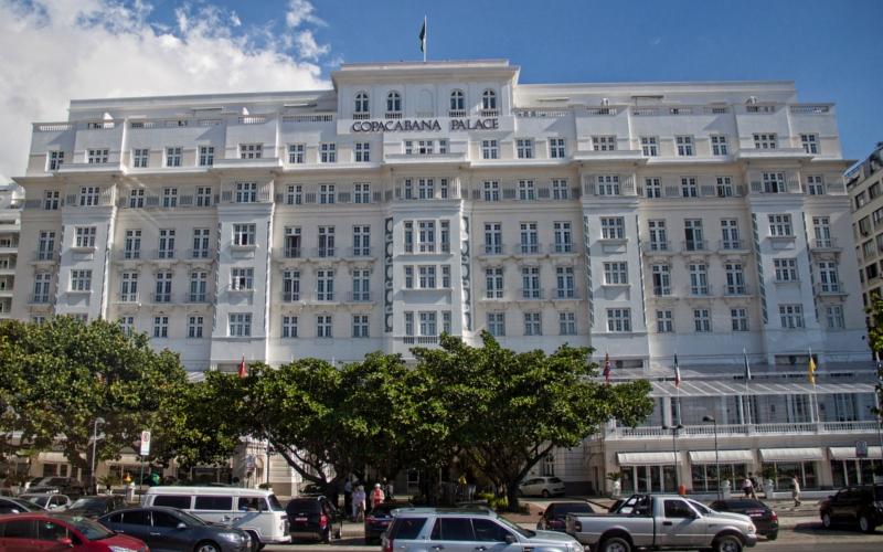 Copacabana Palace, Rio de Janeiro