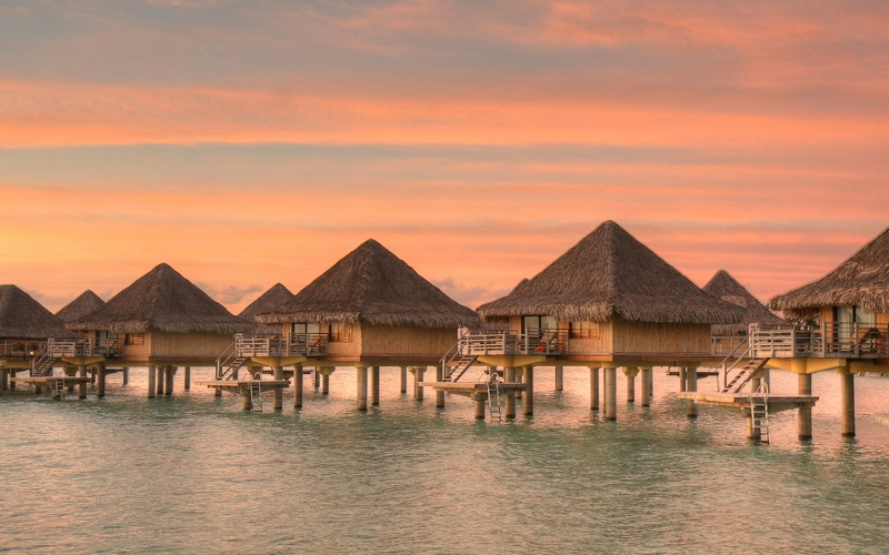 honeymoon destinations bora bora