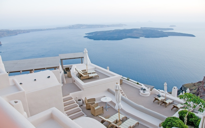 honeymoon destinations greece