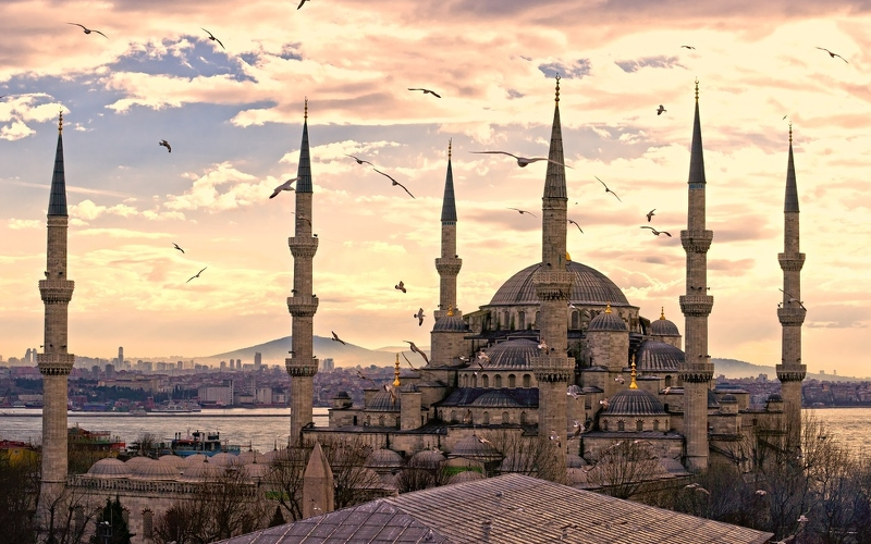 Istanbul turkey honeymoon destinations