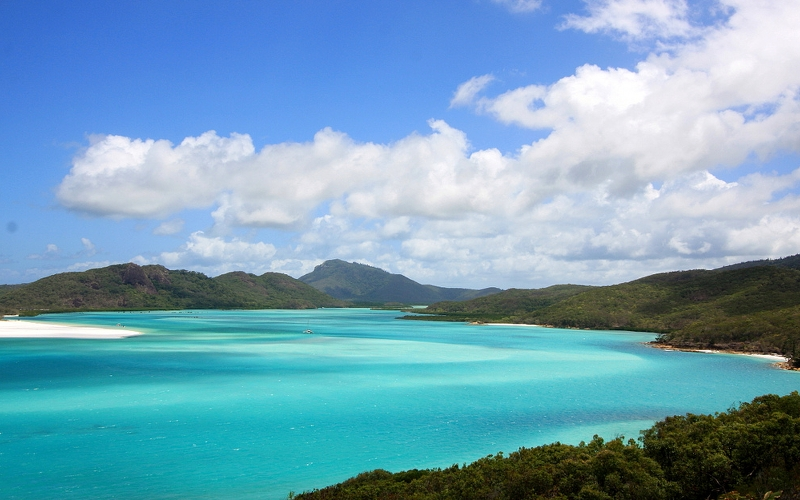 Whitsundays queensland honeymoon destinations