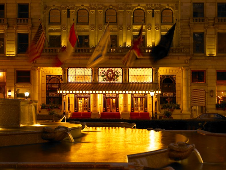 The Plaza Hotel, New York City
