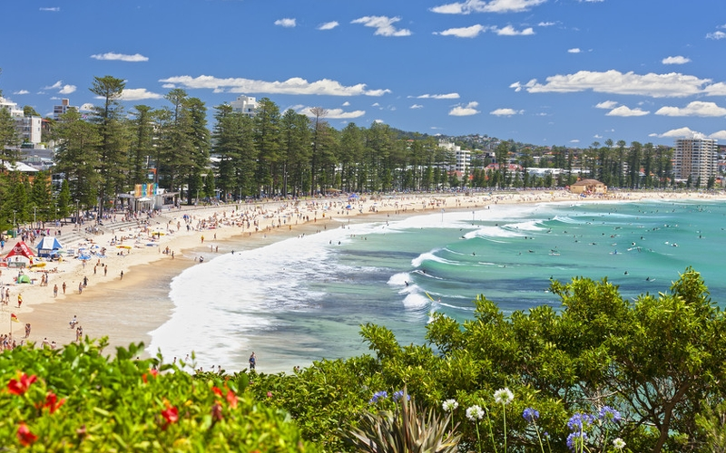 manly beach hostels