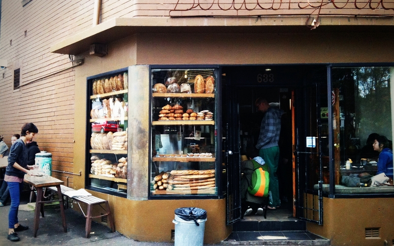 bourke street bakery surry hills sydney australia