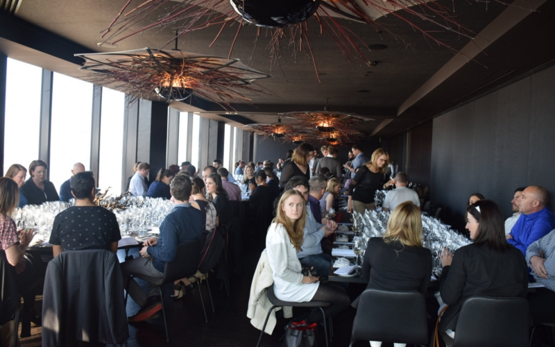 vue de monde restaurant melbourne victoria australia