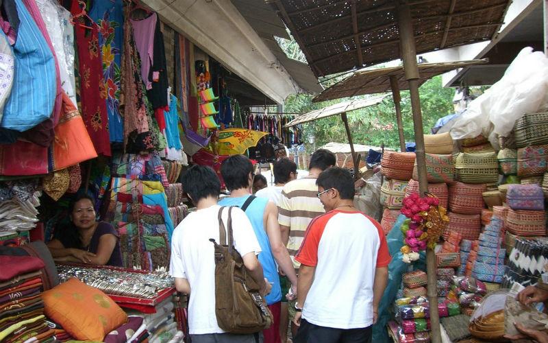 Ubud Market, Bali, Indonesia