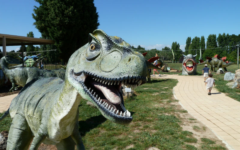The National Dinosaur Museum, Canberra