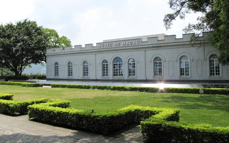 macau museum macao