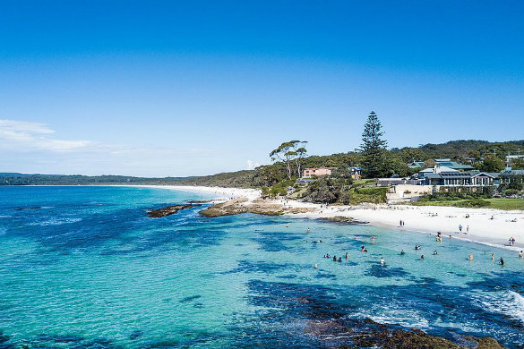 Hyams Beach, Jervis Bay, New South Wales