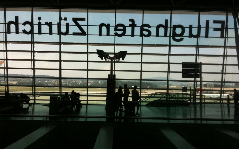 zurich international airport