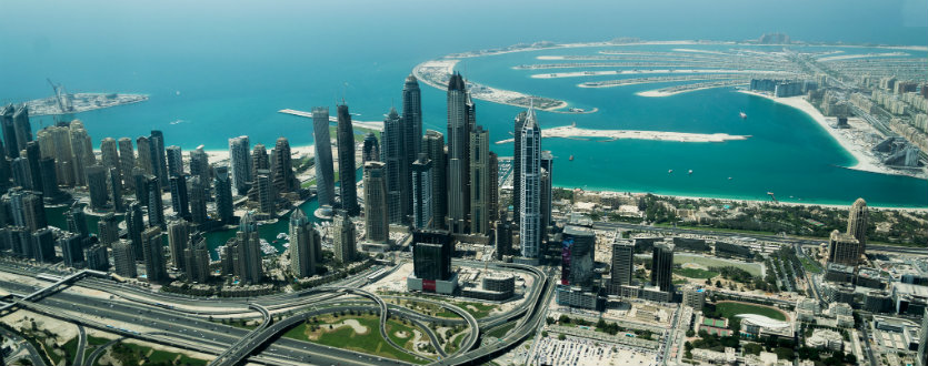 7 Things to do in Dubai.