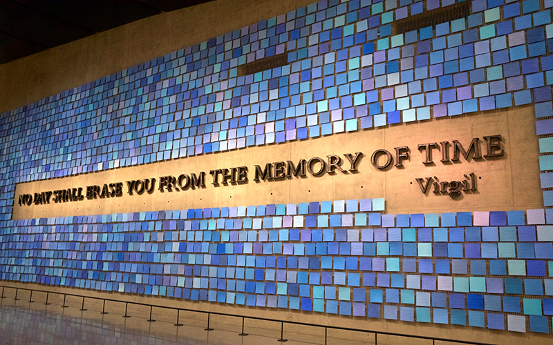 The National September 11 Memorial and Museum, New York